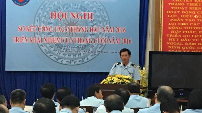 Hải quan TP. Hồ Chí Minh: Thu ngân sách đạt kỷ lục trong Quý II