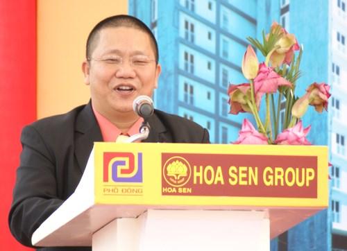 Tập đoàn Hoa Sen quyết tâm thực hiện dự án thép Cà Ná - Ninh Thuận
