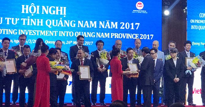 Đầu tư hơn 4.600 tỷ đồng phát triển dự án bất động sản tại Nam Hội An