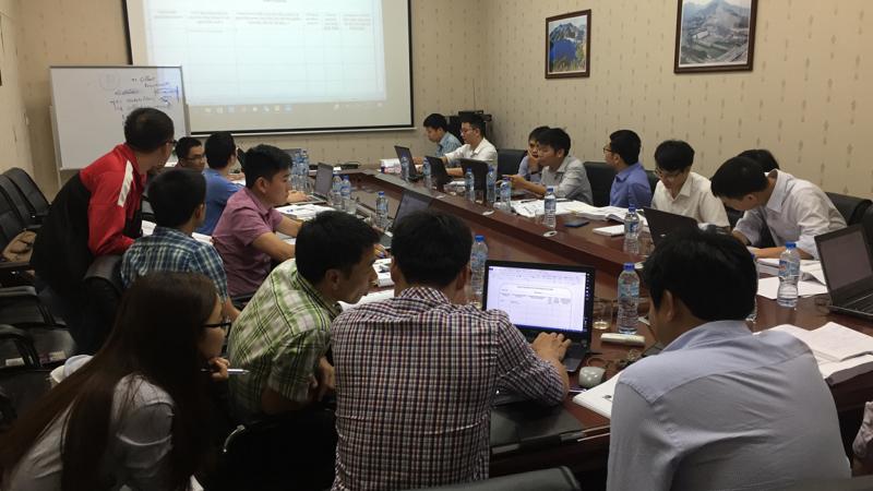 Triển khai đào tạo quản lý dự án theo các chuẩn quốc tế