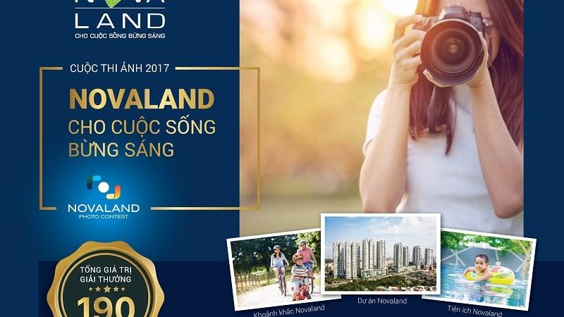 Cuộc thi chia sẻ ảnh đẹp tại các công trình và dự án Novaland