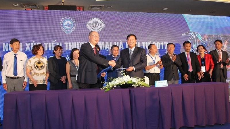 Đẩy mạnh xúc tiến thương mại, đầu tư với tỉnh Quảng Đông