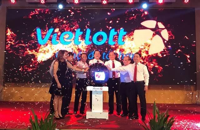 Vietlott vận hành hệ thống kinh doanh tại 3 tỉnh miền Trung