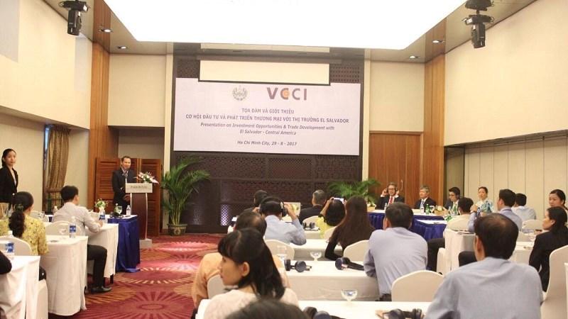 Đẩy mạnh hợp tác đầu tư - thương mại giữa Việt Nam - El Salvador