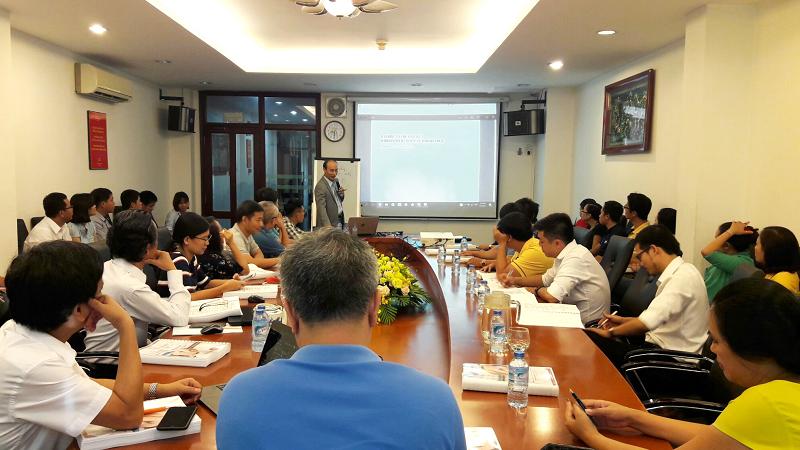 Nâng cao năng lực quản lý dự án theo chuẩn quốc tế PMI®