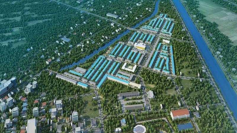 Hoàng Quân mở bán khu đô thị mới HQC Trà Vinh