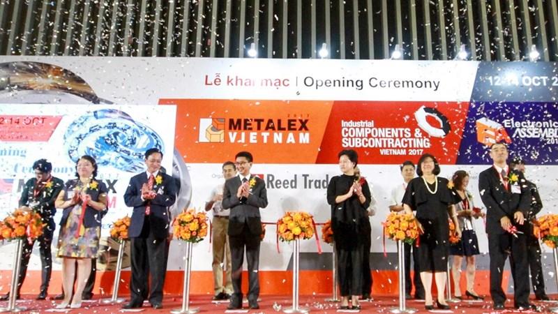 Metalex Việt Nam 2017, định hướng mới cho ngành sản xuất