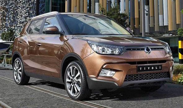 Năm 2018, SsangYong sẽ bán ra 1000 xe ô tô tại thị trường Việt Nam