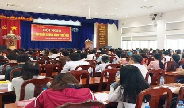 Ngành Thuế tỉnh Long An đồng hành, hỗ trợ doanh nghiệp khởi nghiệp