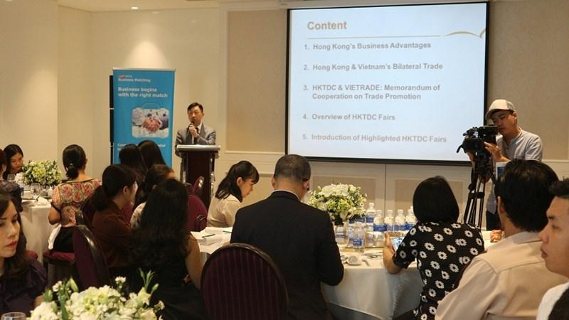 Cơ hội để thúc đẩy hoạt động thương mại hàng hóa, dịch vụ, đầu tư