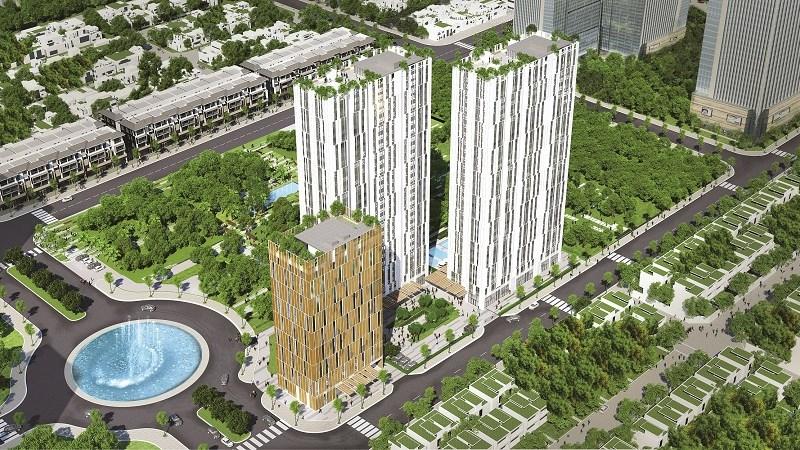 """Dự án CitiEsto - Thêm lựa chọn căn hộ """"chuẩn"""" cho người trẻ"""