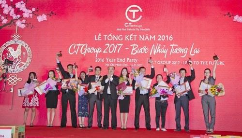 C.T Group nhận Huân chương Lao động hạng nhì và thưởng 1 tỷ đồng cho U23 Việt Nam