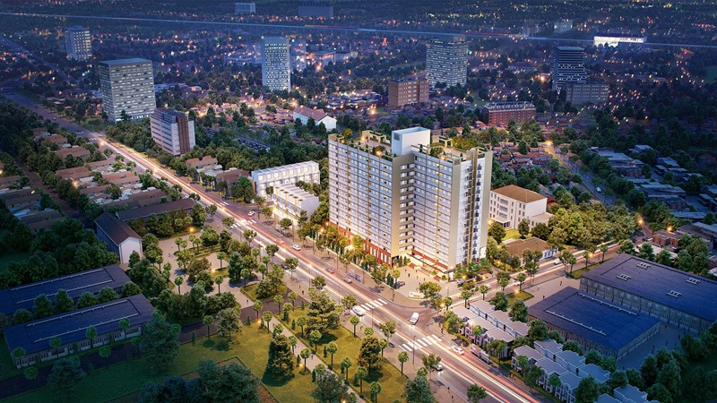 Khởi công dự án căn hộ Citrine Apartment tại Quận 9