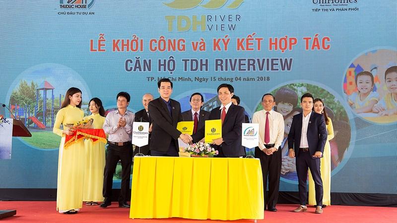 UniHomes độc quyền phân phối dự án TDH - River View