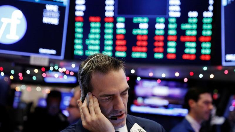Thị trường chứng khoán Mỹ tệ nhất 10 năm qua