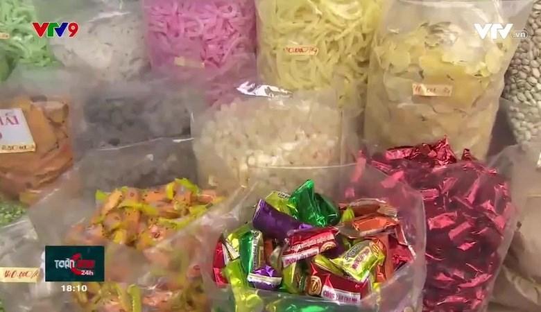 [Video] Thận trọng với bánh kẹo nhái thương hiệu
