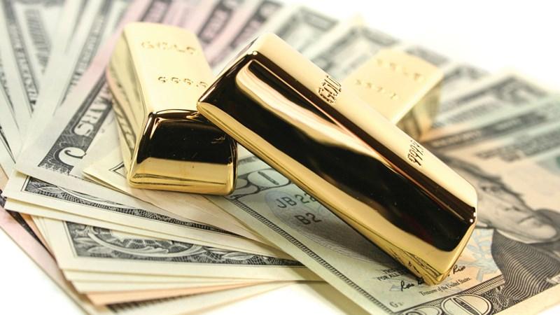Giá vàng hôm 9/1: USD phục hồi, vàng giảm mạnh