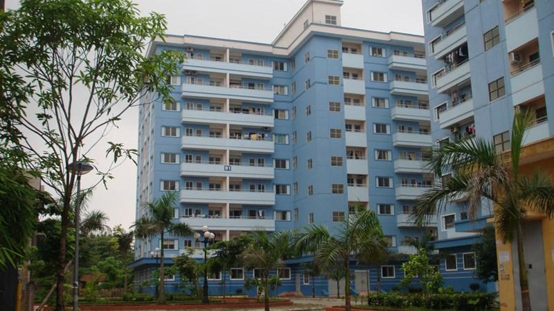 Giá chung cư bình dân ở Hà Nội tăng mạnh