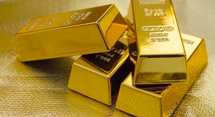 Giá vàng thế giới tăng nhẹ trở lại sau khi chính phủ Mỹ tăng lợi suất trái phiếu