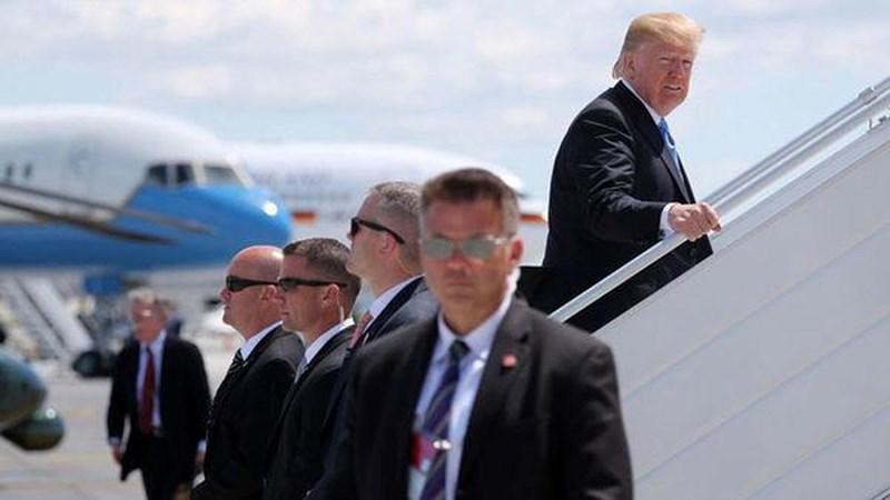 [Video] Bí mật ít người biết về công việc bảo vệ tổng thống Mỹ