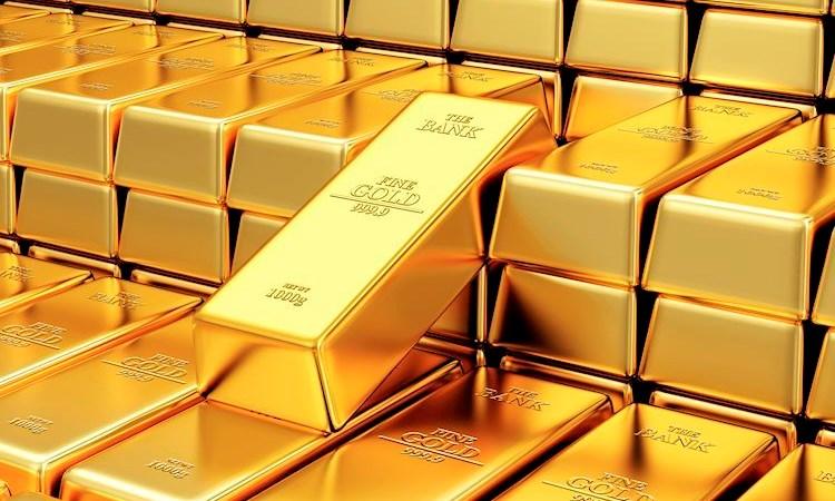 Giá vàng tăng nhẹ duy trì ở mức cao