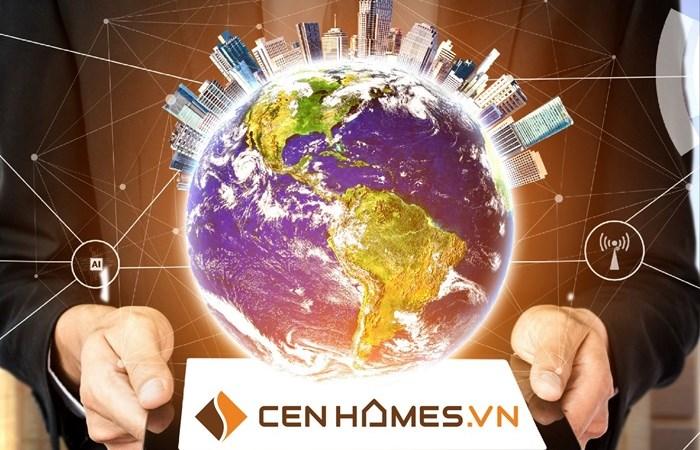 Chuyển đổi số trong lĩnh vực bất động sản và câu chuyện của Cen Homes
