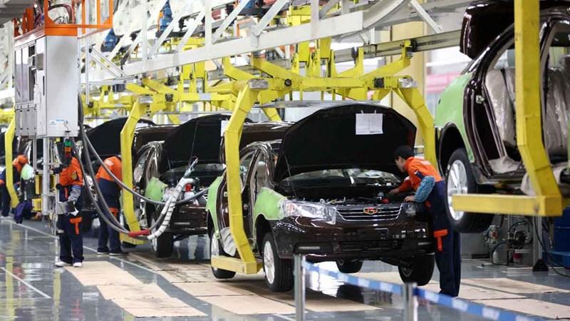 Sản xuất ô tô Hàn Quốc sụt giảm 3 năm liên tiếp