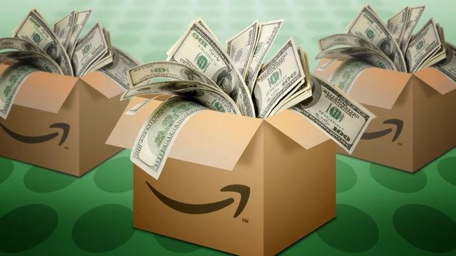[Video] Amazon kiếm tiền từ người dùng thế nào