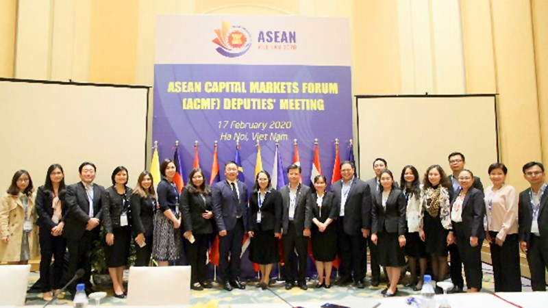 Phát triển thị trường vốn thúc đẩy tài chính bền vững trong ASEAN