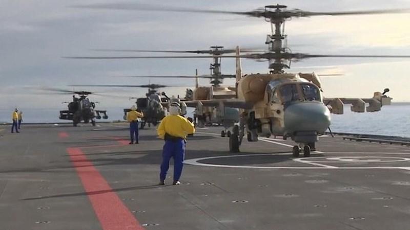 [Infographics] Trực thăng tấn công cực mạnh Ka-52 Nga được Ai Cập đặt mua mạnh cỡ nào?