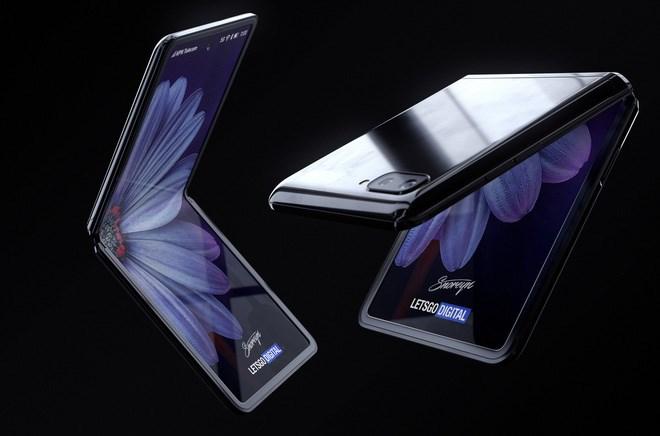 [Video] Chiêm ngưỡng điện thoại màn hình gập Samsung Galaxy Z Flip