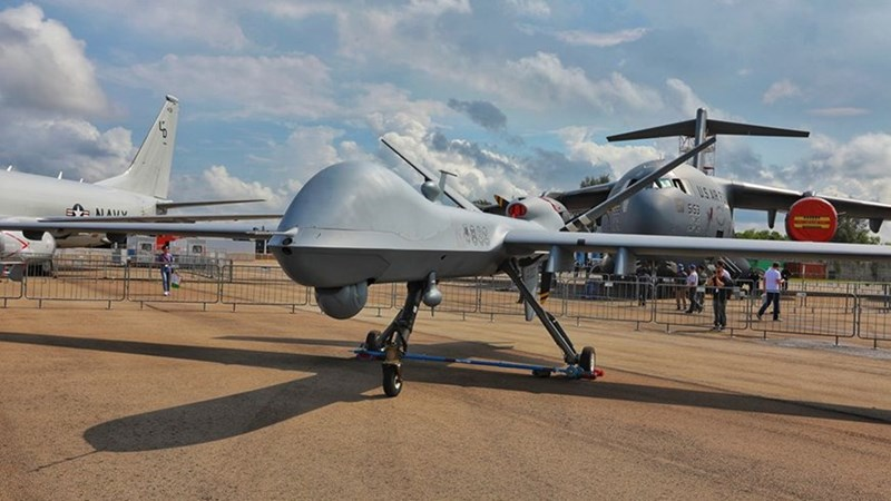 [Ảnh] Ấn tượng với dàn máy bay quân sự tại Singapore Air Show 2020