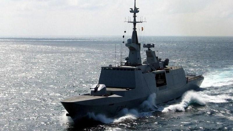 [Infographics] Pháp điều thêm chiến hạm hạng nặng và tàng hình tới biển Đông