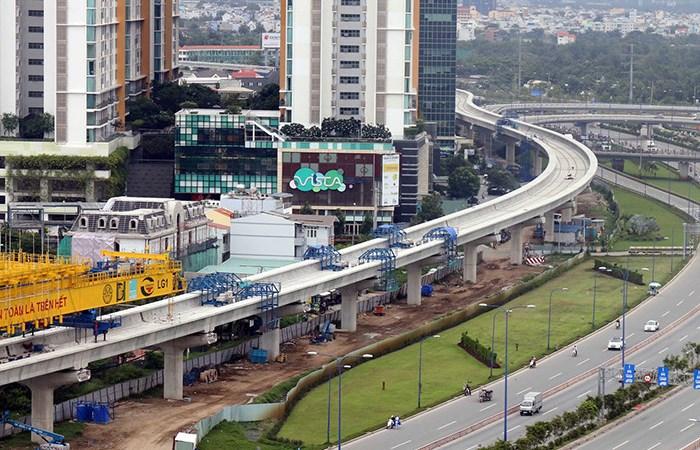 [Video] Cấp tập thi công nhà ga ngầm tuyến metro Bến Thành - Suối Tiên