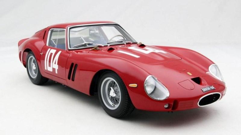 [Video] Siêu xe thể thao Ferrari đắt nhất lịch sử - 52 triệu USD