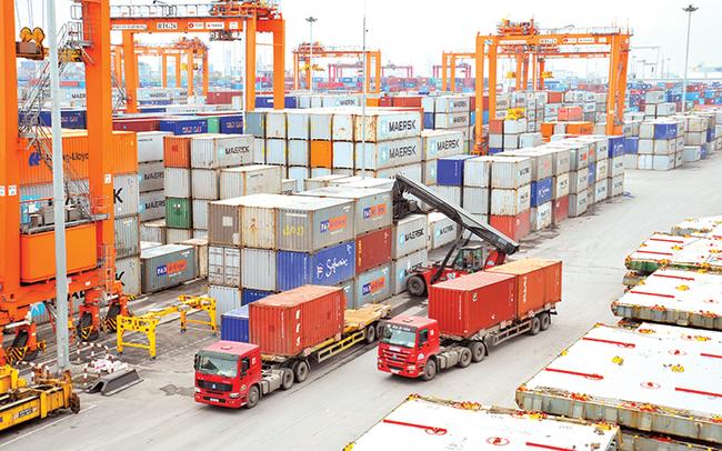 [Infographics] Xuất khẩu hàng hóa 02 tháng đầu năm 2021 đạt 48,55 tỷ USD
