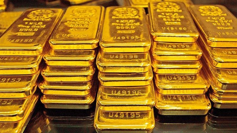 Giá vàng vẫn treo ở mức cao chờ một cú tăng đột biến
