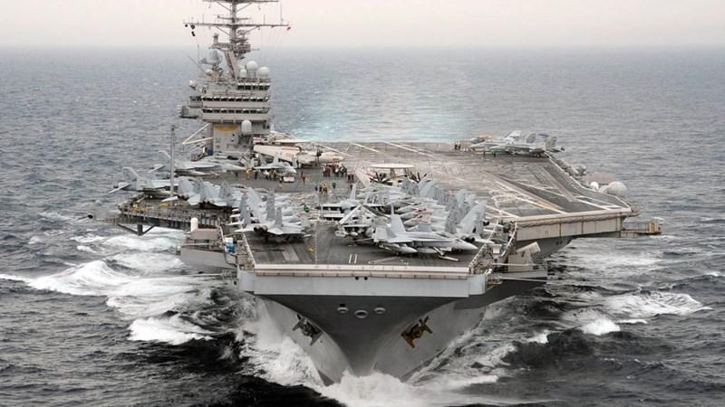 [Video] Tham quan chiến hạm uy lực hạng nhất của Hải quân Mỹ