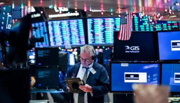 Tâm lý bi quan về kinh tế toàn cầu khiến chứng khoán Mỹ giảm điểm