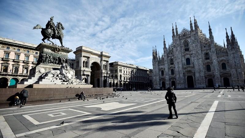[Video] Tỷ lệ tử vong vì Covid-19 cao ngất, dân Italy học sống chung với lệnh phong tỏa