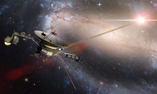 [Video] NASA sắp mất liên lạc với tàu Voyager 2
