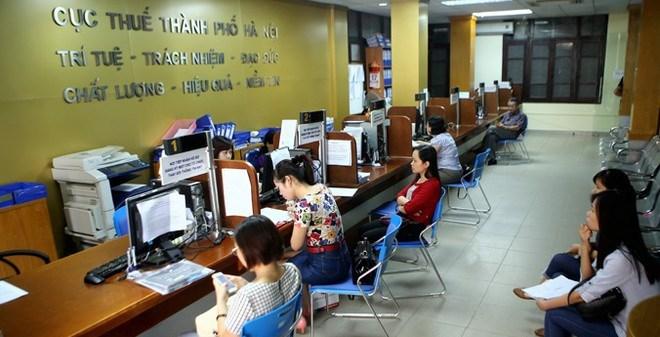 Cục thuế Hà Nội công khai 86 doanh nghiệp nợ thuế, phí và tiền thuê đất