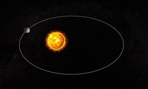 [Video] Băng có thể tồn tại trên sao Thủy