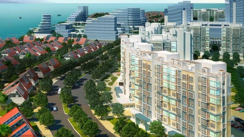 Gu mới của thị trường địa ốc phía Nam