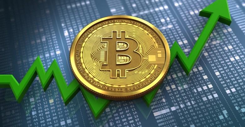 Giá Bitcoin bất ngờ tăng vọt qua ngưỡng 5.000 USD