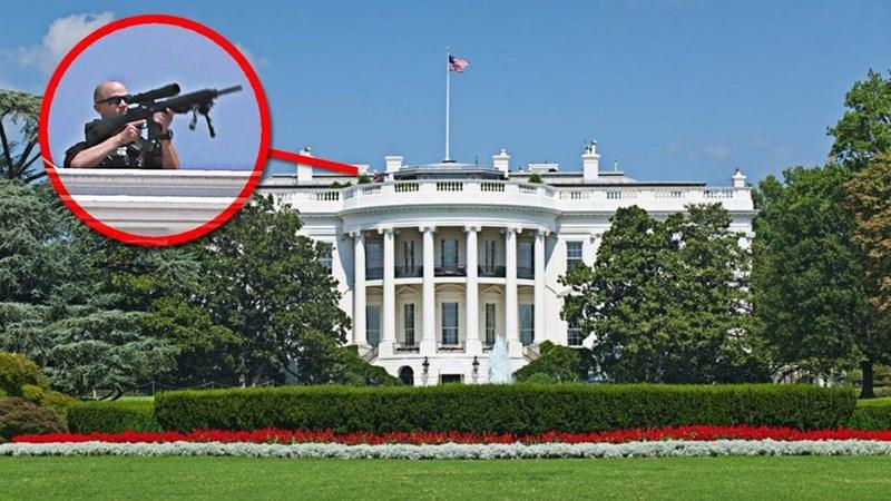 [Video] Nhà Trắng được bảo vệ nghiêm ngặt như thế nào?