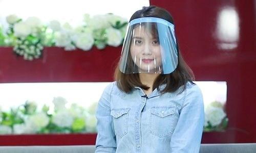 [Video] Cách làm nón kính bảo hộ