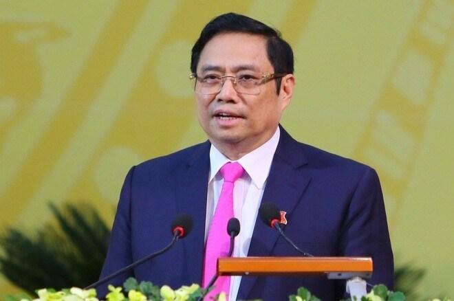 [Infographic] Tiểu sử tân Thủ tướng Chính phủ Phạm Minh Chính