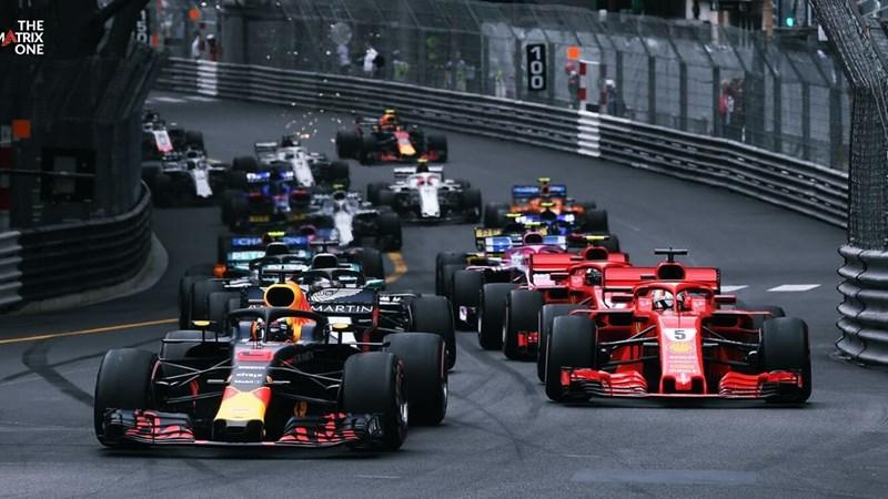 [Video] Lốp xe đua F1 có đặc điểm gì