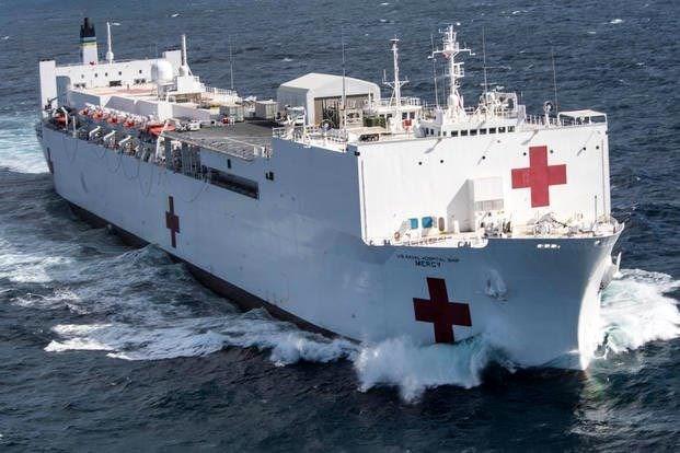 [Video] Tàu bệnh viện Hải quân Mỹ hoạt động như thế nào?